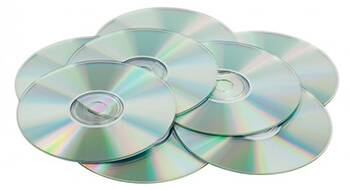 CD & DVD Data Recovery